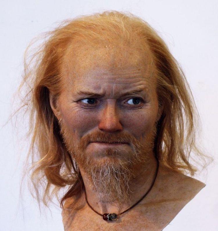 Человек эпохи викингов