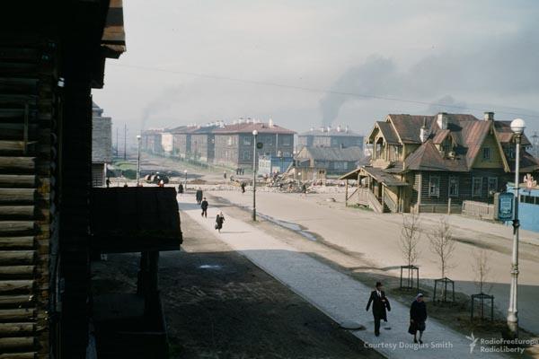 Глубинка России глазами американских туристов, 1953 год