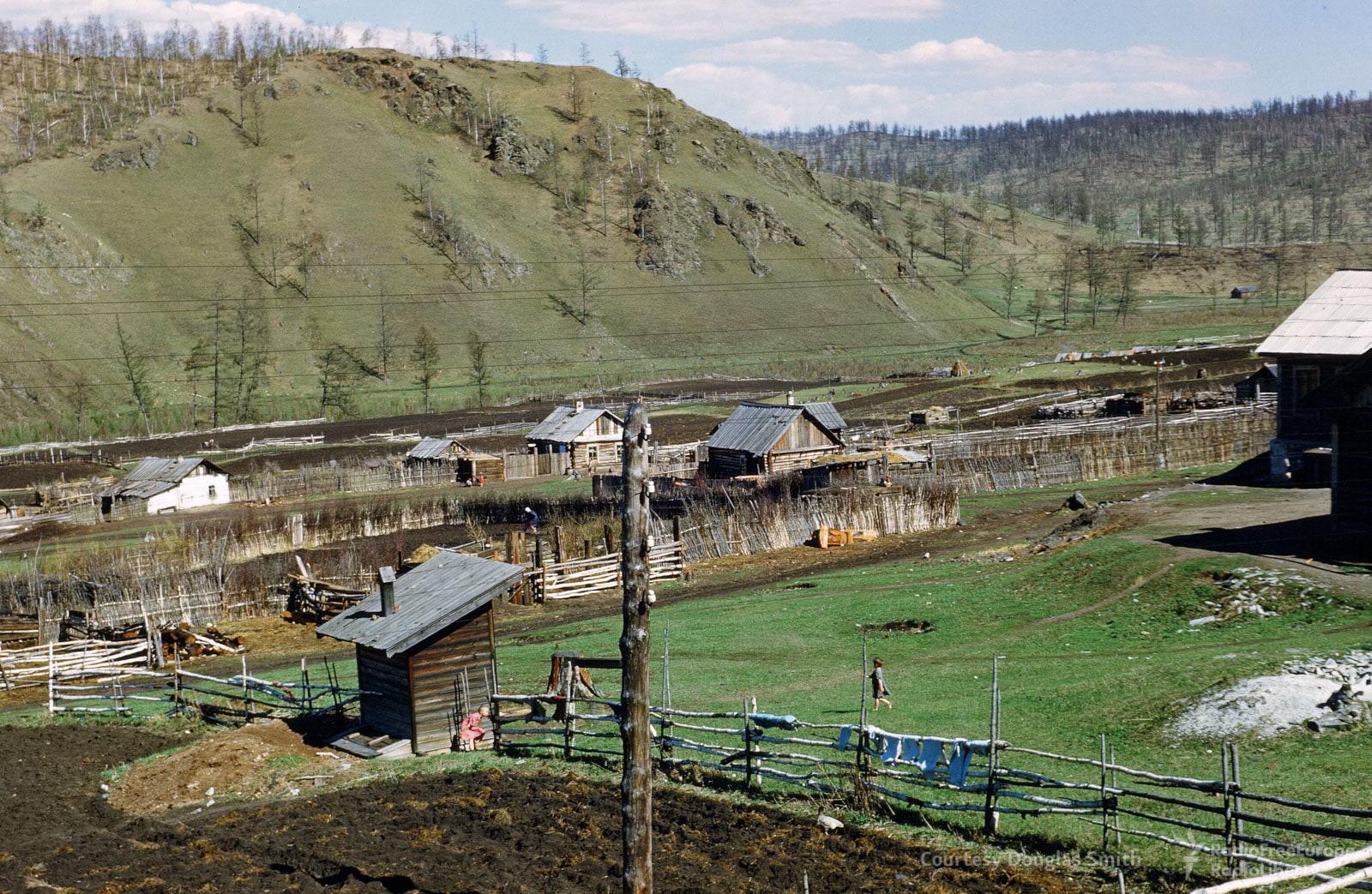 Неизвестная деревня