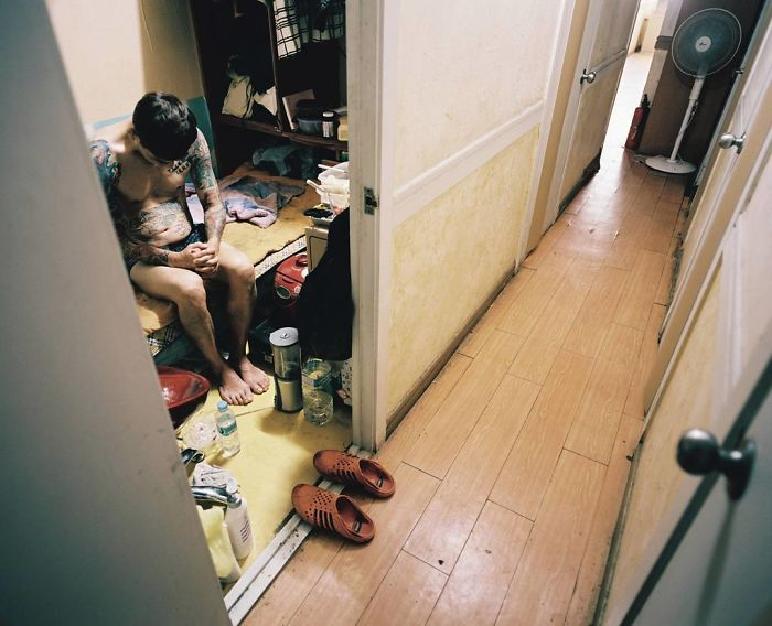Гошивон: как живётся в крошечных южнокорейских жилищах