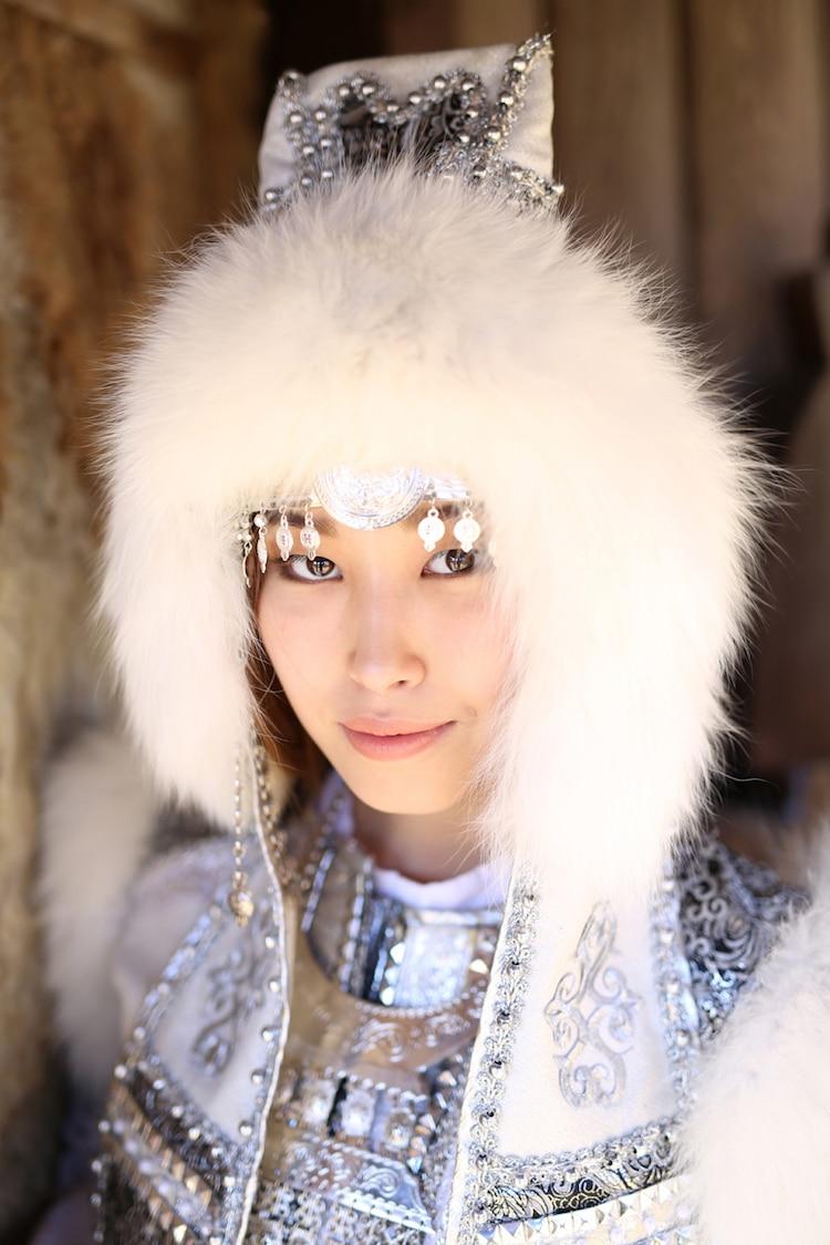 Портреты коренных жителей Сибири в фотографиях Александра Химушина