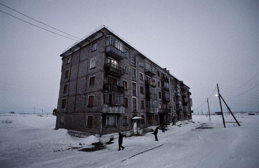 Последний обитаемый дом в Юршоре