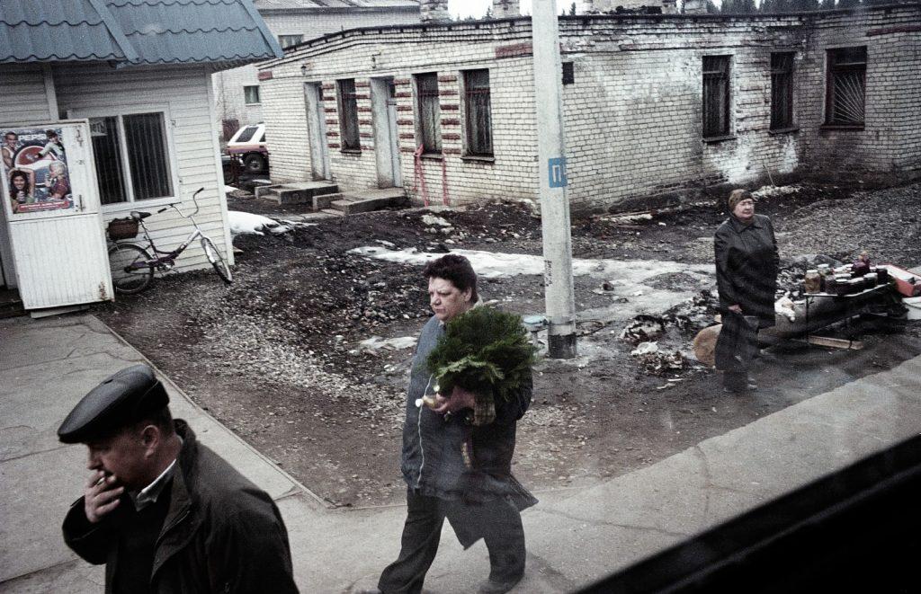 Последняя остановка перед Воркутой