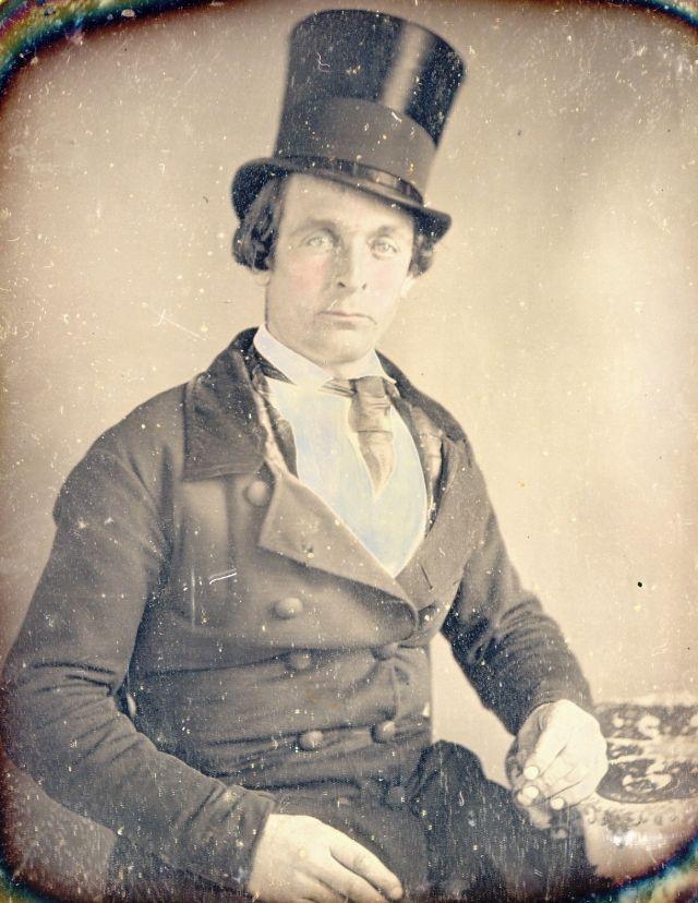 Старинные фотографии модных мужчин викторианской эпохи