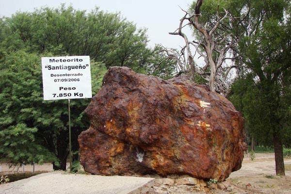 Чудо природы: метеоритное поле Кампо-дель-Сьело в Аргентине