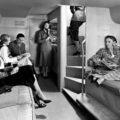 Внутри Boeing 377 Stratocruiser 1947 года