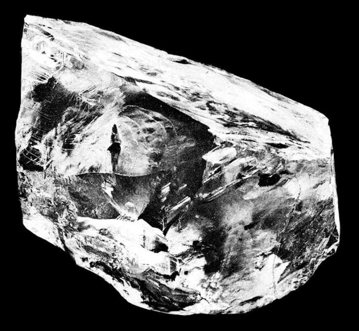 Крупнейший в мире чистый бриллиант
