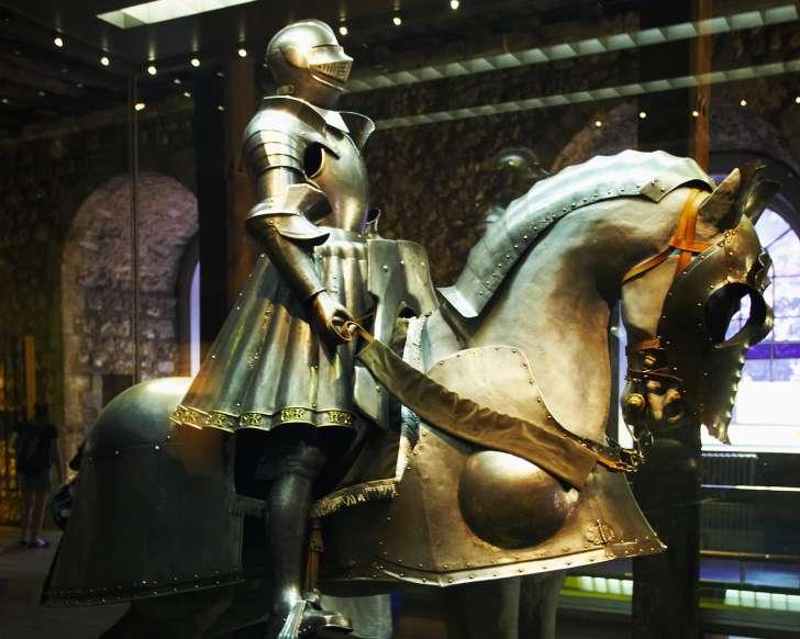 Доспехи Генриха VIII