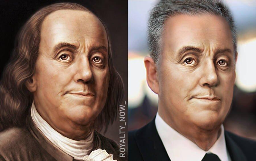 Бенджамин Франклин - американский политический деятель