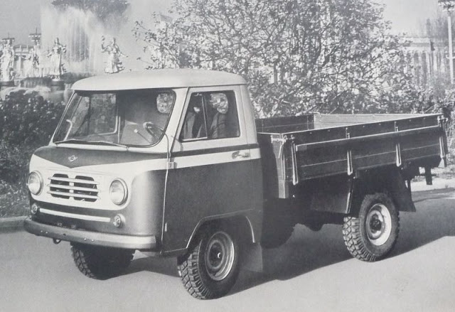 1961 г. УАЗ-451Д