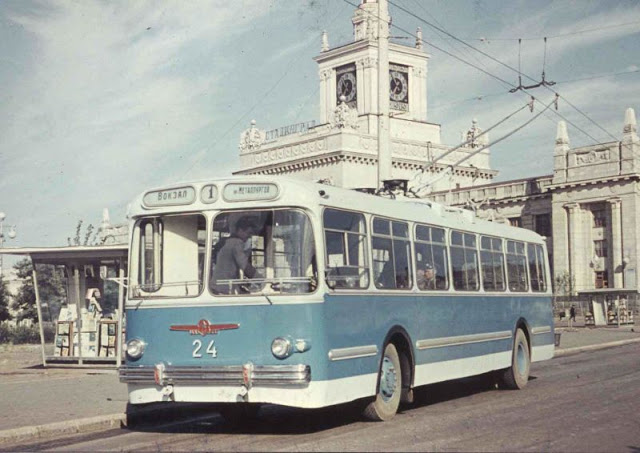 1961 г. ЗИУ-5