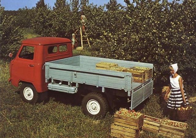 1962 г. УАЗ 452-Д
