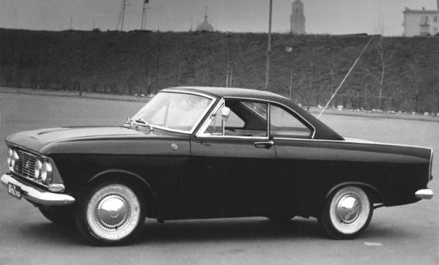1964 г. АЗЛК Москвич 408 «Турист»