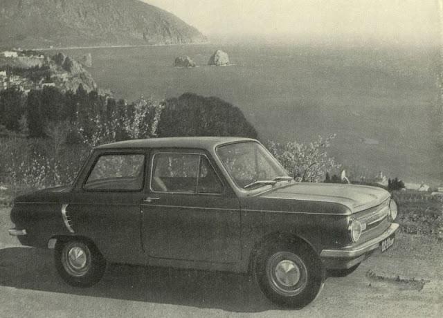 1967 г. ЗАЗ 966
