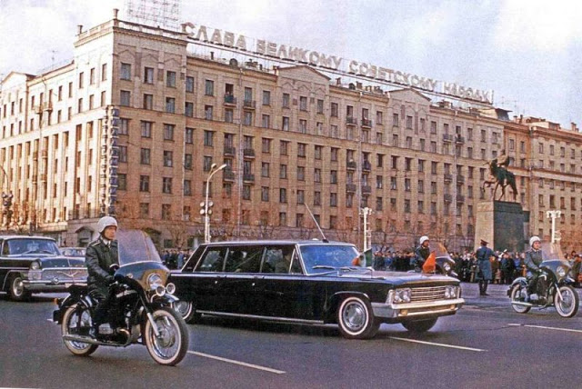 1967 г. ЗИЛ 114