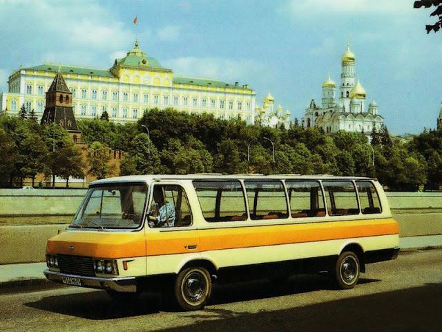 1971 г. ЗИЛ 118К «Юность»
