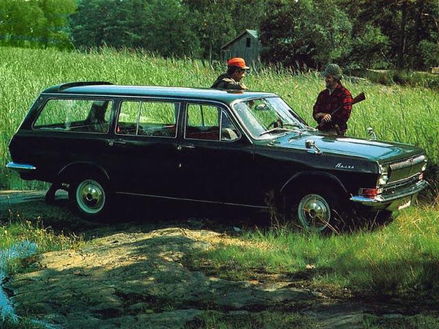 1972 г. ГАЗ-24-02