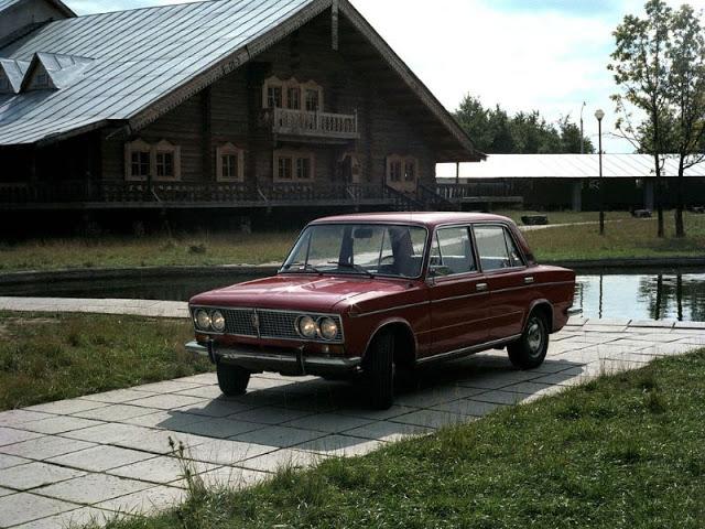 1972 г. ВАЗ 2103