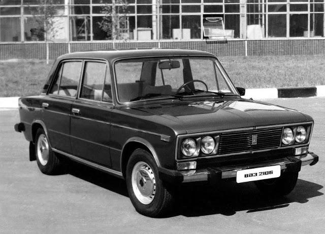 1974 г. Лада 1600 (2106)