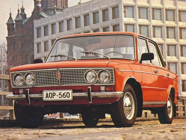 1979 Г. Лада 1300
