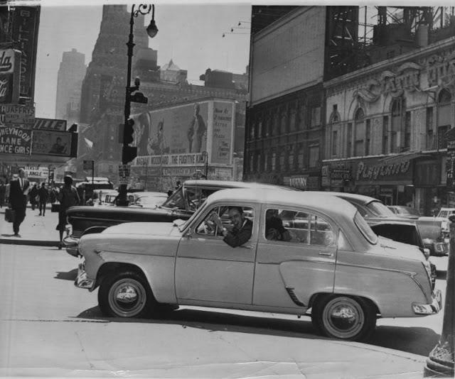 1958 г. Москвич 407