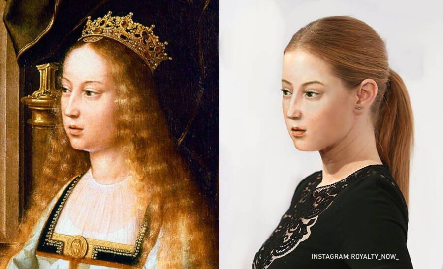 Изабелла I - королева Кастилии и Леона