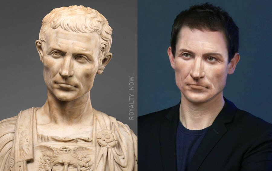 Гай Юлий Цезарь - древнеримский государственный и политический деятель