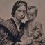 45 милых фотографий матерей с маленькими детьми середины XIX века