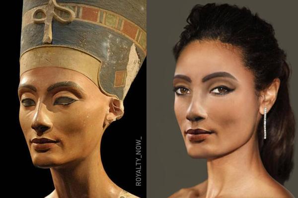 Как бы выглядели исторические персонажи, если бы жили сегодня