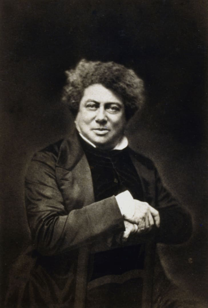 Александр Дюма, автор книги «Три мушкетера»