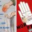 Сохраняйте спокойствие и мойте руки: винтажные агитационные плакаты мытья рук с 1920-х по 1940-е годы