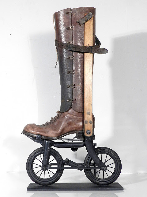Дорожные коньки Риттер