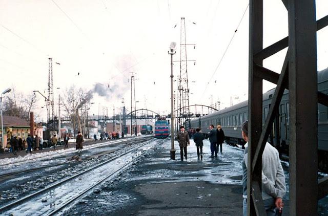 Станция Зима