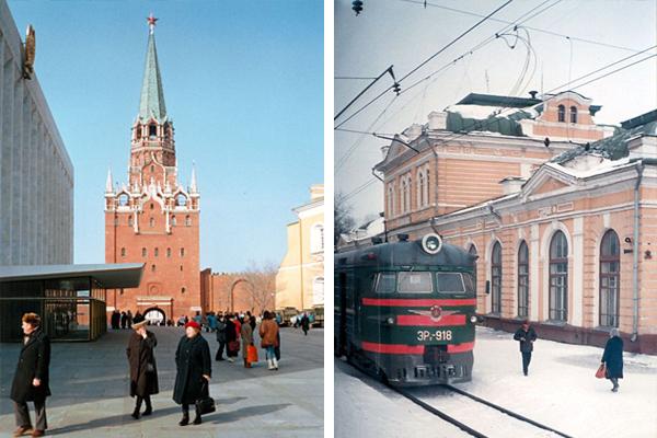 Перед распадом: 40 увлекательных кадров, снятых на улицах Советского Союза в 1990 году