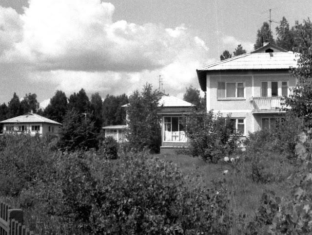 Новосибирска в начале 1970-х годов