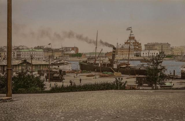 Южная гавань Хельсинки
