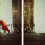Художники с помощью Фотошопа призывают людей оставаться дома