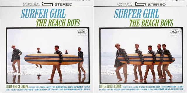 The Beach Boys – Surfer Girl (1963)