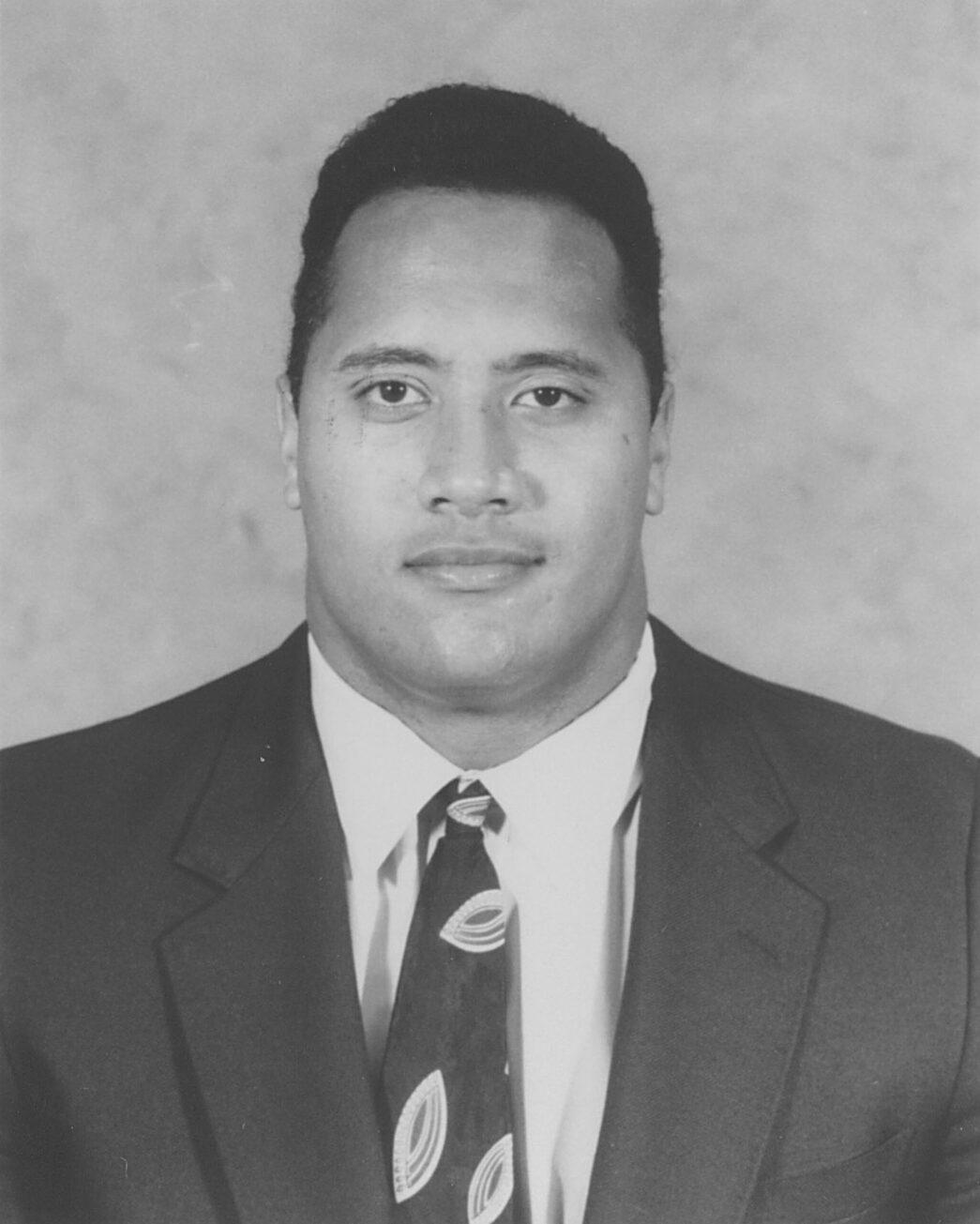 Дуэйн «Скала» Джонсон в 1991–1994 годах