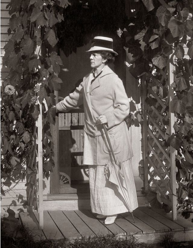 Мода женщин Эдвардианской эпохи