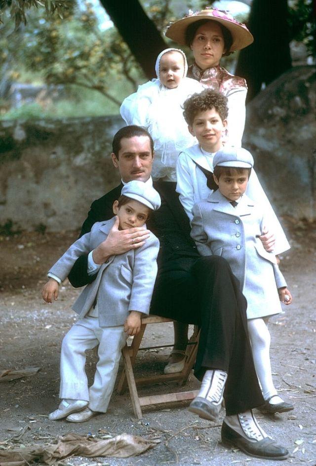 «Крёстный отец 2», 1974 год
