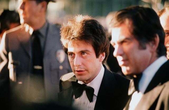 Аль Пачино на 46-й церемонии вручения премии Оскар, 1974 год