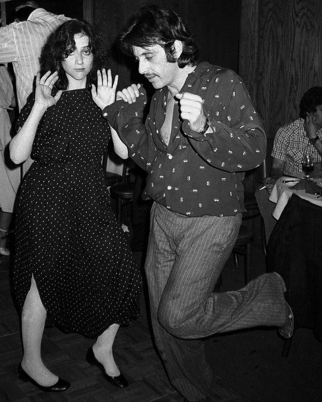 Фотографии молодого Аль Пачино в 1970-х