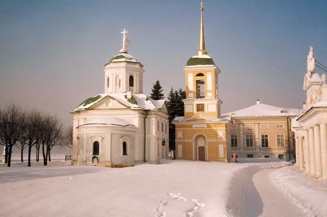 Москва, соборы