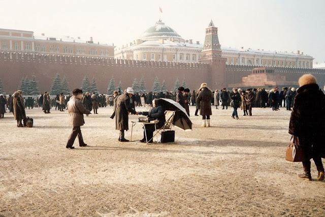 Москва, Кремль, Красная площадь
