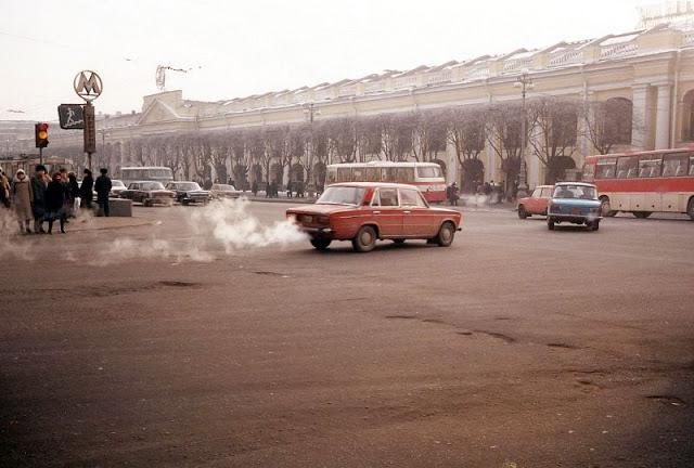 Ленинград, Невский проспект