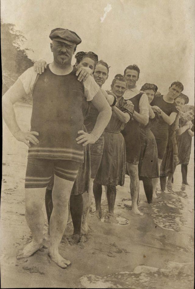 Викторианские купальники