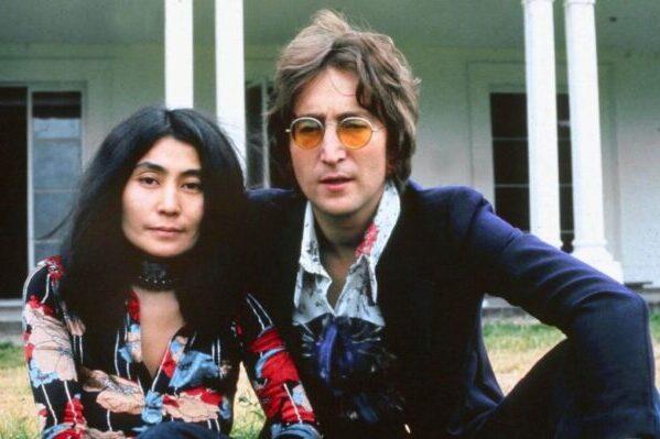 Приватные фотографии Джона Леннона и Йоко Оно в их доме в 1971 году