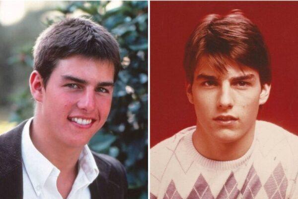 Фотографии молодого и красивого Тома Круза в 1980-х годах