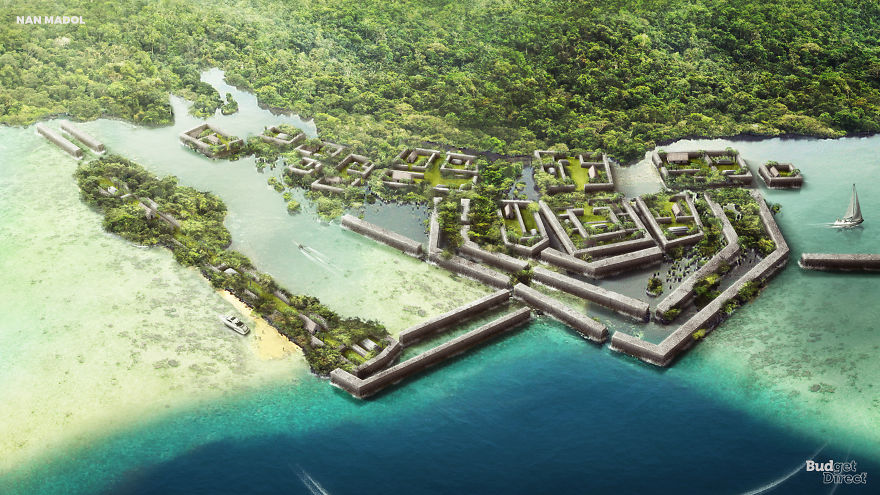 Нан-Мадол, Федеративные Штаты Микронезии